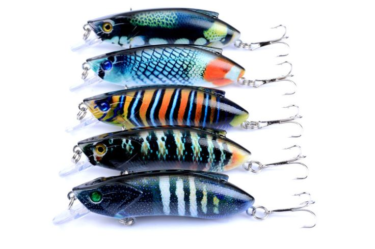 Topwater Minnow Fishing Lure Artificial Bait Wobbler Accessories Attract Catfish Carp Bite Big Game Pesca Tackle Hooks 1606614 #Affiliate