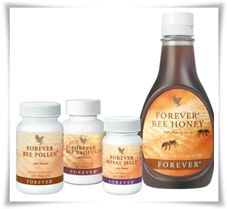 Forever also have Bee products too.