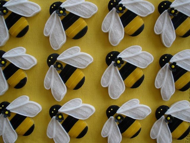 Bumblebee Cookies Lets Get Buzzed