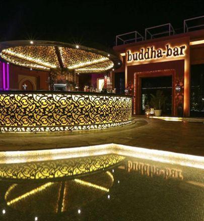 Brèves de Voyages : Avril 2016 - Marrakech : la terrasse du Buddha-Bar Travel News : April 2016 - Marrakech: the terrace of the Buddha-Bar @plumevoyage © DR  www.buddhabar.ma #maroc #marocco #marrakesh #buddhabar #terrasse #terrace #hivernage #cocktails #bar #brevesdevoyage #latablerestaurant #travelnews #plumevoyage