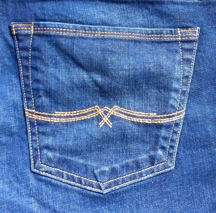 Lucky Brand Georgia Boot Cut Low Rise Dark Wash Jeans Womens Plus Size  14W $34.99 #PlusSize #Jeans #Denim www.iiwiiMerchandise.com