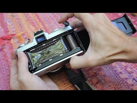 ▶ Take Double Exposures With a 35mm Film SLR (How To) - YouTube