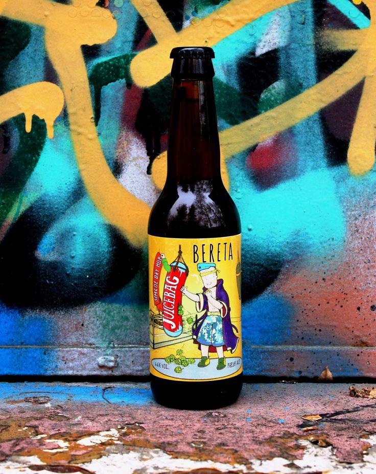 #beer #label #design #illustration #juicebag #bereta #beretatm #dushky