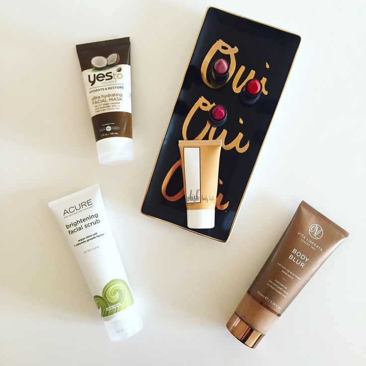 Organic Beauty Products That Do It Better