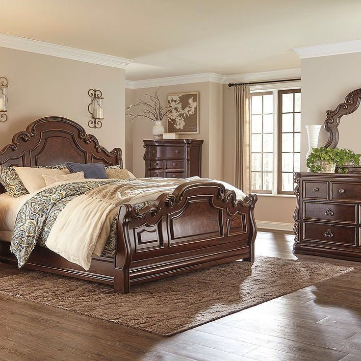 That Furniture Outlet - Minnesota's #1 Furniture Outlet. We have exceptionally low everyday prices in a very relaxed shopping atmosphere. Ashley Florentown 6 Piece Bedroom Set http://ift.tt/2bbD6DE #thatfurnitureoutlet  #thatfurniture