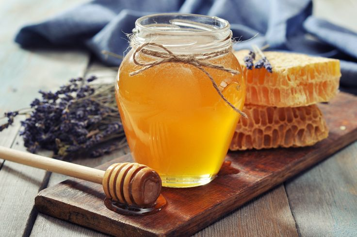 Add honey to your bread and butter and enjoy!