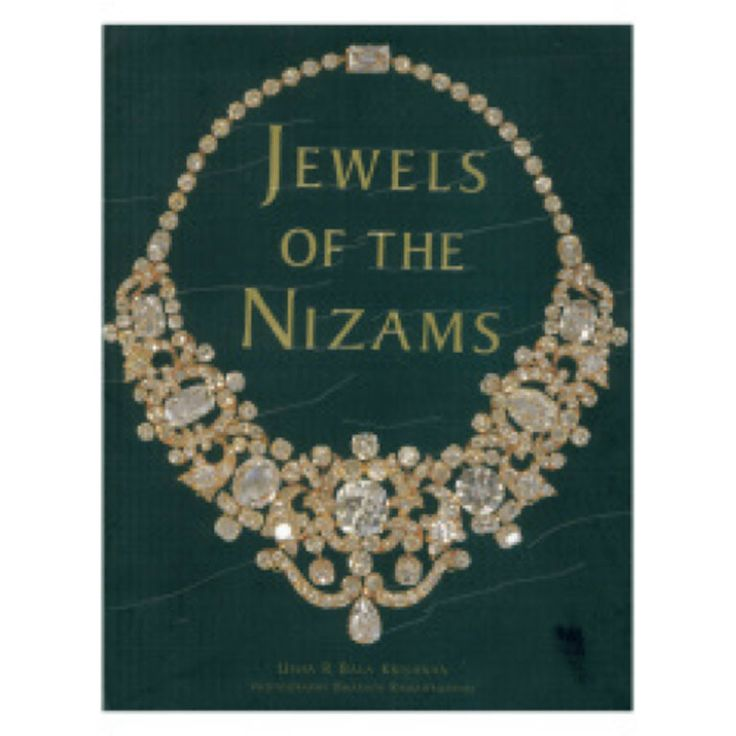 Jewels Of The Nizams Book | From a unique collection of vintage more objets d'art and vertu at http://www.1stdibs.com/jewelry/objets-dart-vertu/more-objets-dart-vertu/