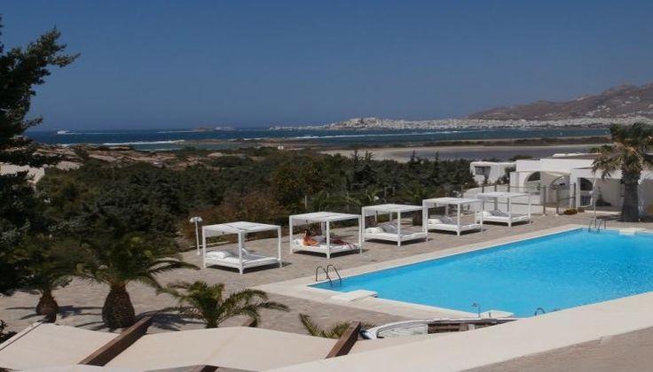 Πάσχα στην Νάξο, στο Kedros Villas μόνο με 259€!