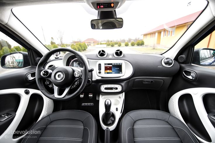 2015 Smart Forfour Review - After an 8-year absence, the Smart Forfour returns as a smaller car co-developed with Renault