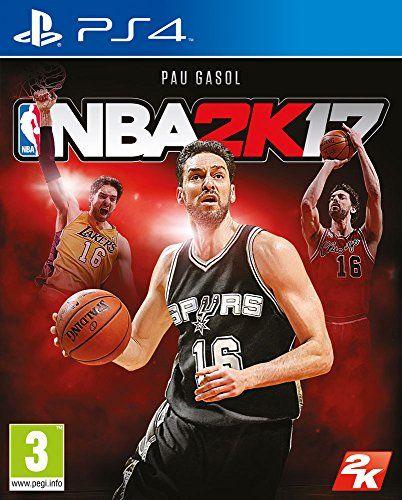 NBA 2K17 - Edición Estándar Take Two Interactive Spain…