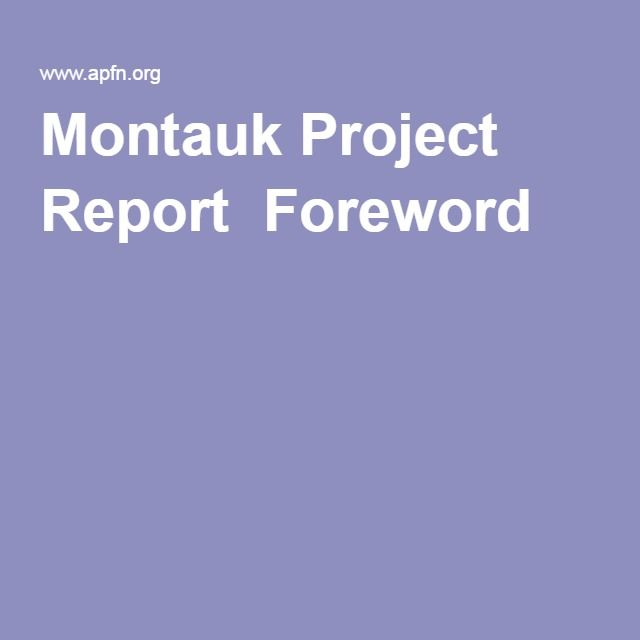 Montauk project on Pinterest Philadelphia experiment - project report