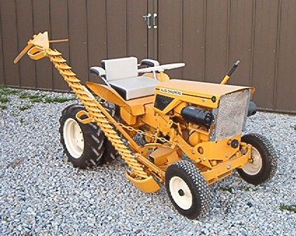 17 best images about allis chalmers on pinterest gardens - Sickle bar mower for garden tractor ...