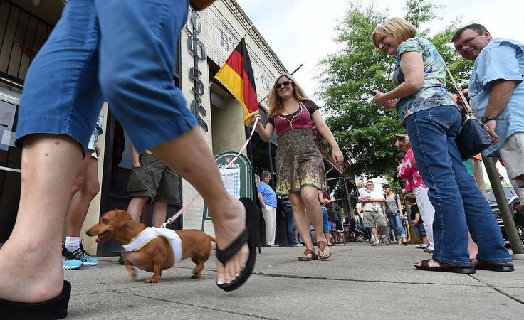 Artwalk, Oktoberfest, music and more will keep Birmingham busy this weekend // AL.com, Sept. 11, 2015