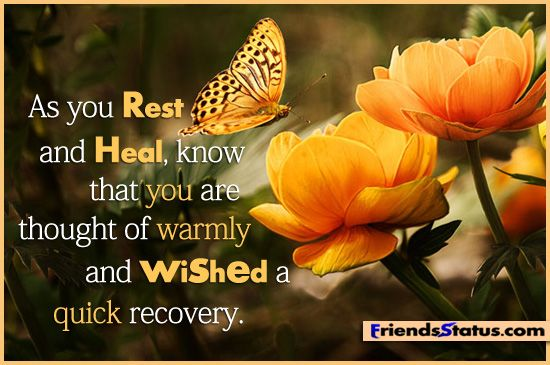 recovery | My Style | Get well quotes, Get well soon, Get well