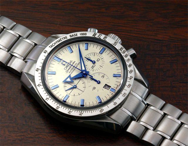 Omega Speedmaster Broad Arrow Chronograph
