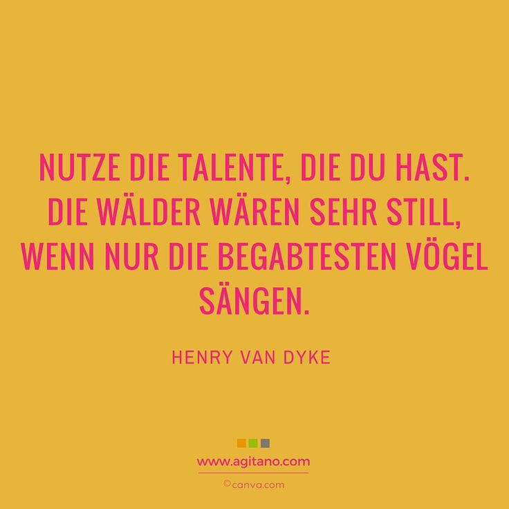#talent #begabung #zitate #sprüche #agitano