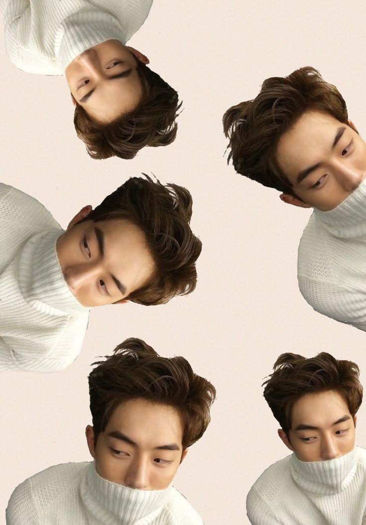 Halo halo special (wink) — Nam Joo Hyuk  nude(not naked) wallpaper