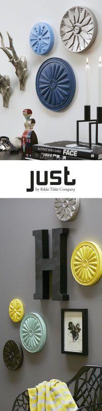 JUST Wall | Rikki Tikki