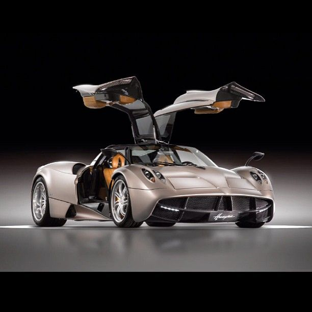 Pagani Huayra, Sports Car. ***** Referenced by Web Hosting With A Dollar