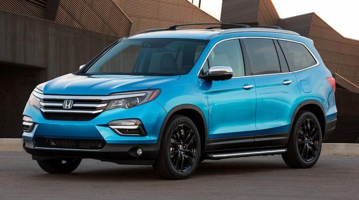 2019 Honda Pilot Review And Price   2017-2018 Car Reviews