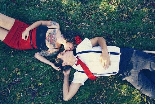 Rockabilly love<3