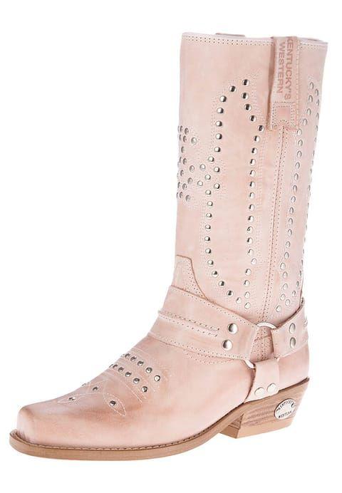 Sind Sie bereit für Ihr Wild-West-Abtenteuer? Kentucky's Western Stiefel - tuscon rosa für 149,95 € (27.12.16) versandkostenfrei bei Zalando bestellen.