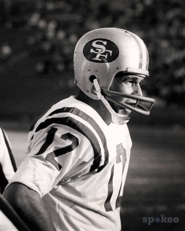 John Brodie, San Francisco 49ers