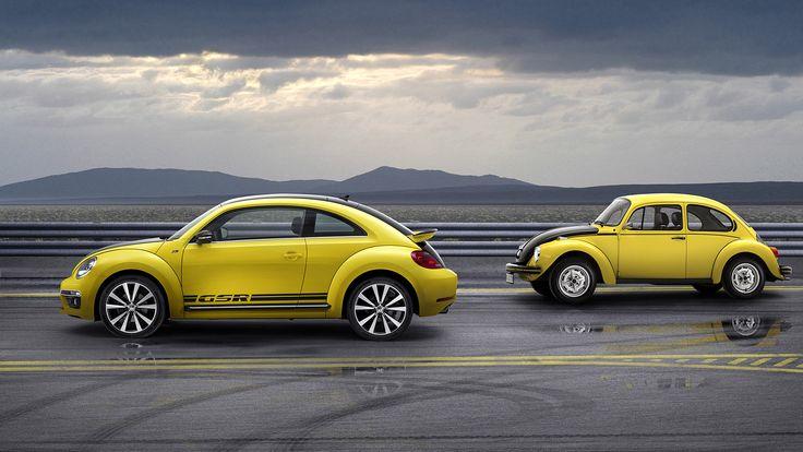 Volkswagen Beetle GSR 2013 Wallpaper - HD