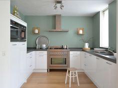 25 beste idee n over keukenmuur kleuren op pinterest keuken verfkleuren keuken kleuren en - Keuken muur kleur idee ...