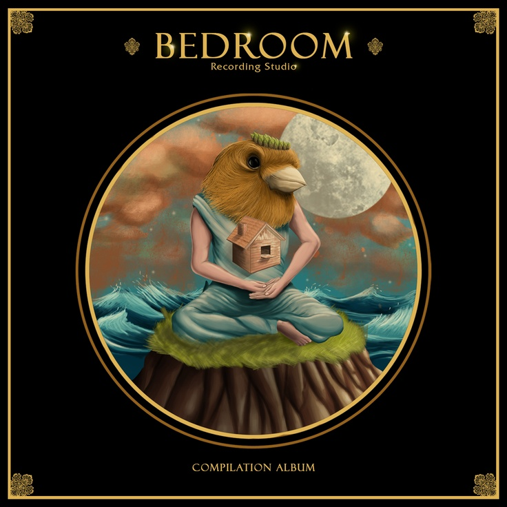 """From the bed room  """"cover compilation album for bed room recording studio"""""""