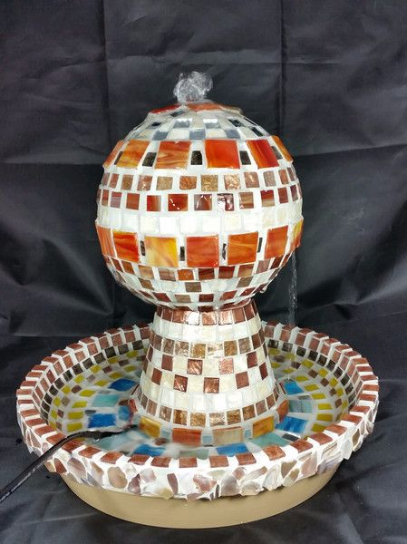 Ideal Zimmerbrunnen von Mosaikshopping auf DaWanda