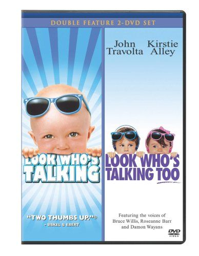 #checkitout #Look Who's Talking Mollie (Kirstie Alley) is a single working mother who's out to find the perfect father for her child. Her baby Mikey prefers Jame...