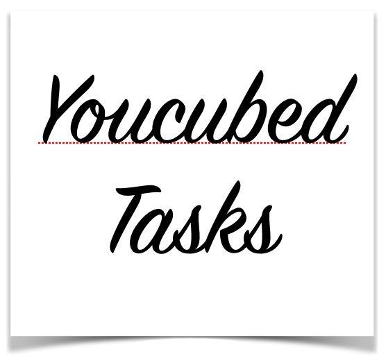 youcubed.org by Jo Boaler