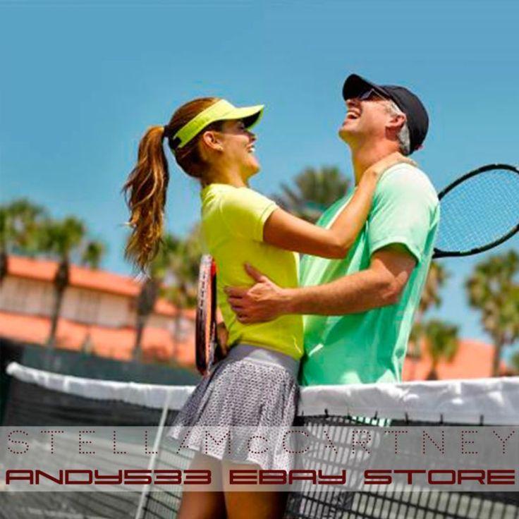 Stella McCartney Adidas Barricade Tenis Skort Wimbledon Falda Pantalón Medias S M