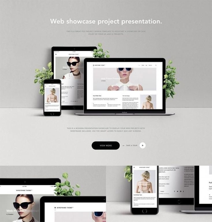 50 Modern Website Mockup Psd Website Mockup Website Mockup Free Website Design Templates Free
