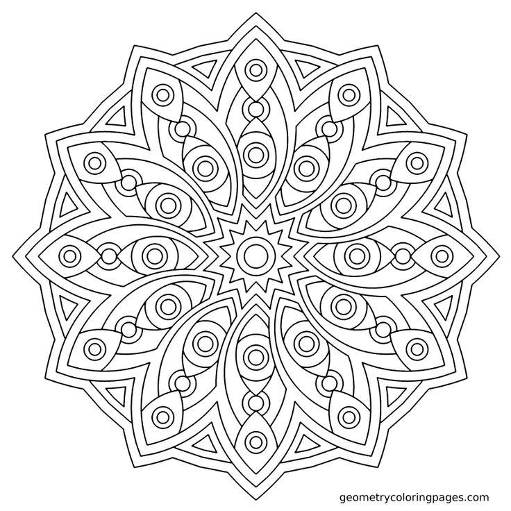 16 best Art Lessons: Mandalas images on Pinterest