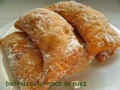 las recetas de mi abuela: BOLLINAS ASTURIANAS