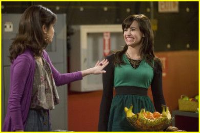 Sterling Knight and selena gomez | Selena Gomez is Sonny Monroe?
