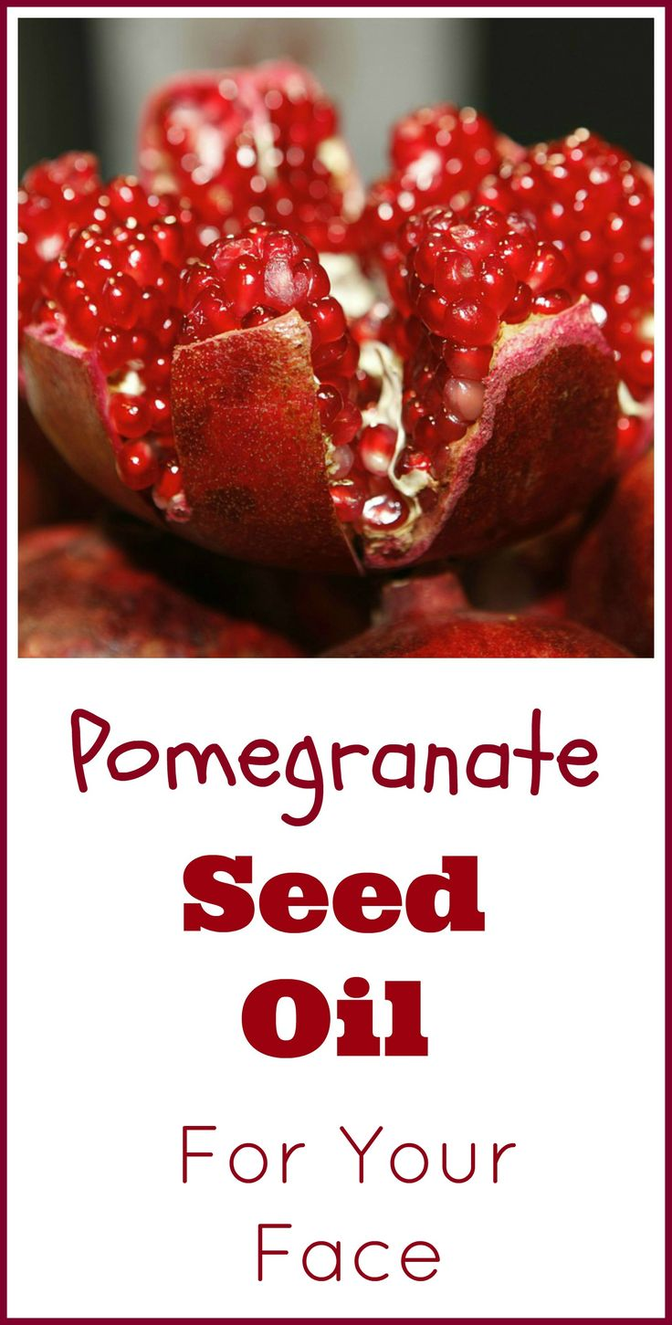 The benefits of using pomegranate seed oil on your face and why this time-tested natural remedy is now gaining more attention.