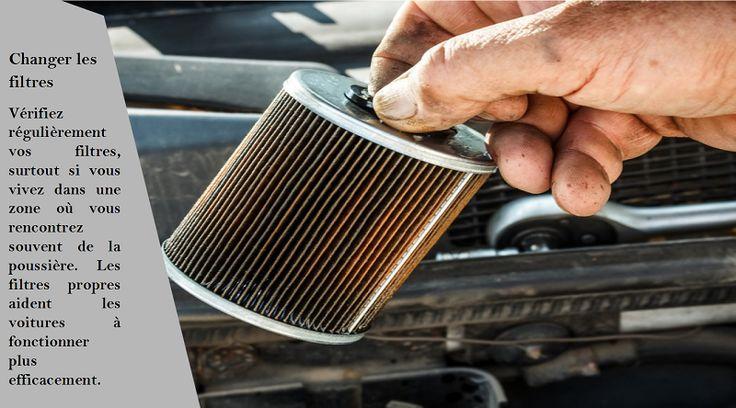 Filtres à carburant et à air Des filtres sales et obstrués peuvent diminuer les performances du moteur, augmentant ainsi la consommation de carburant de 10%. Avoir des filtres correctement nettoyés peut vous rapporter gros sur 2-3 pleins de moteurs. #nokianhakkapeliitta8