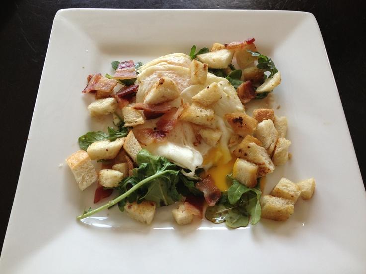 Warm Arugula Salad | Remembering what I make... | Pinterest