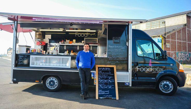 Food Truck Saint Nazaire
