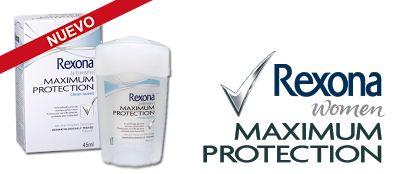 MUESTRAS GRATIS  Rexona regalará la cantidad de 500 unidades entre todas las que se inscriban de su desodorante para la mujer Rexona Women Maximum Protection.  Promoción válida para España hasta el 22/08/2013.  Más información aquí: http://www.baratuni.es/2013/07/muestras-gratis-rexona-women-maximum-protection.html  #muestras #muestrasgratis #muestrasgratuitas #rexona #women #desodorante #baratuni #promociones #gratis