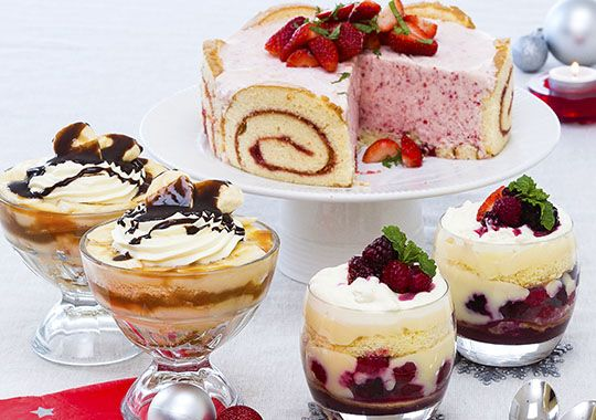 Looking for a twist on the traditional trifle this Christmas? Here's 3 yummy new ideas to choose from.