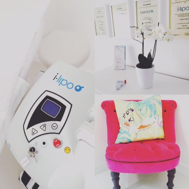 The White Room - i-lipo laser  Tel: 01325 461230 email: hello@white-room.co.uk