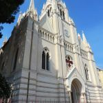 Imperia - Chiesa Ave Maris Stella alla Marina di Porto Maurizio