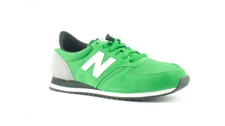 Zapatilla - New Balance 420 | verde81u420gkw | www.moksin.com
