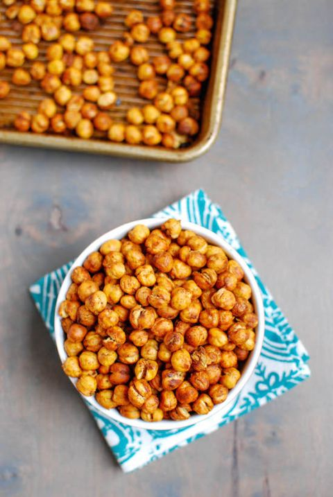 Want to know the secret to perfectly roasted chickpeas? Click to find out how to make them yourself!