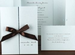 FREE Wedding Invite Samples From Bath Bed Beyond For You Kelso