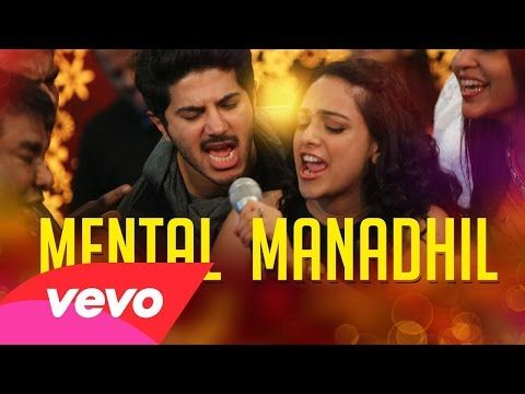 OK Kanmani - Mental Manadhil Lyric Video | A.R. Rahman, Mani Ratnam - YouTube
